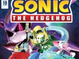 IDW Sonic the Hedgehog N° 010