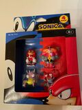 Tomy Sonic & Knuckles pack 4