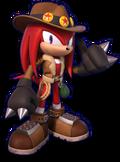 Treasure Hunter Knuckles Dash