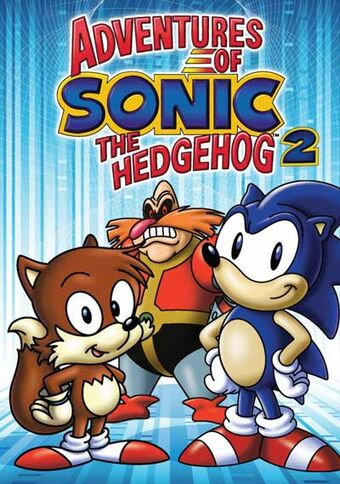 Adventures Of Sonic The Hedgehog Volume 2 Sonic News Network Fandom