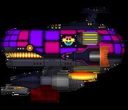 Colors DS Model Frigate Orcan