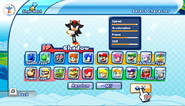 Mario Sonic Olympic Winter Games Characer Select 03