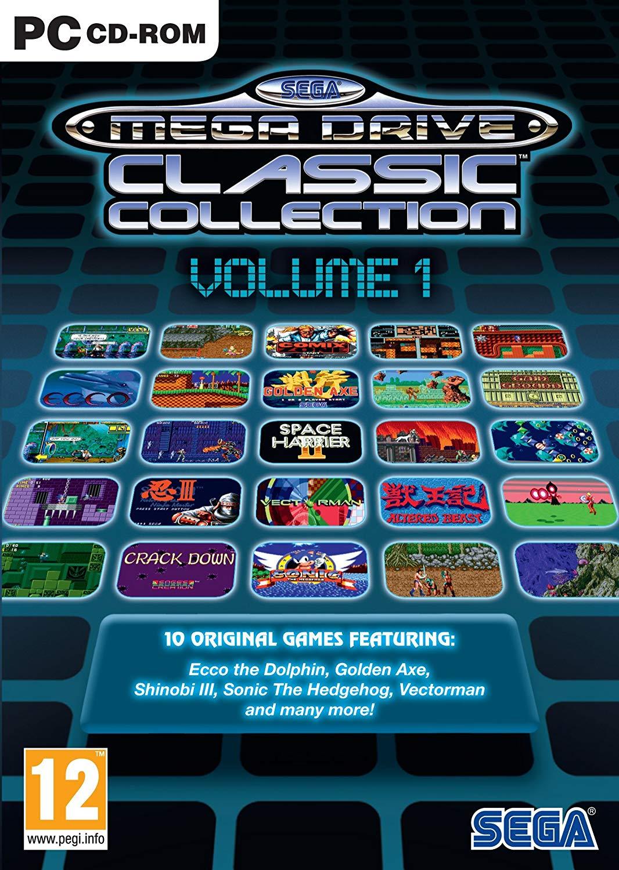 Sega Mega Drive Classic Collection - Volume 1 | Sonic News Network
