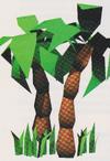 SonicR Artwork PalmTrees