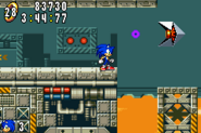 Sonic Advance Badnik mirror