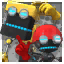 Sonic Colors (Orbot and Cubot profile icon)