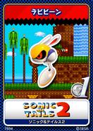 Sonic Triple Trouble karta 3
