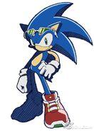 Sonic pose 51