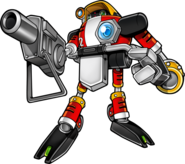 Gamma Robot