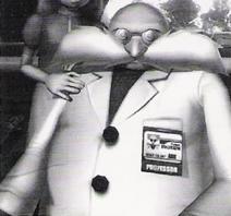 Gerald Robotnik profile