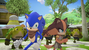 S2E15 Sonic and Sticks