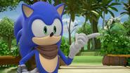 Shocked Sonic (Morpho)
