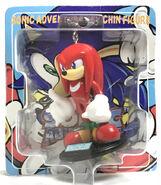 Sonic Adventure keychain - Knuckles