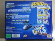 Sonic Anniversary PC Pack - back