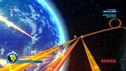 Sonic Colors Rail