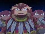 Klan Knucklesa (Sonic X)