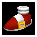Speed Shoes Sonic the Hedgehog 4