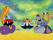 Subterranean Sonic 121