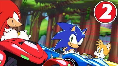 Team Sonic Racing Overdrive Part 2