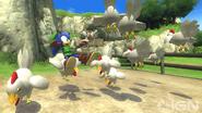 The Legend of Zelda Zone 3