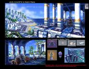 Blue Coast Zone koncept