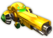 Gold Aero-Cannon
