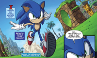 Green Hill Zone Archie