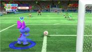 Mario & Sonic at the Rio 2016 Olympic Games - Blue Birdo Football