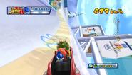 Mario Sonic Olympic Winter Games Gameplay 106