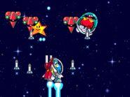 SegaSonicCosmoFighter Screen