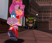 Sonic Adventure DX Cutscene 401