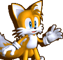 Tails (Sonic Colors World Map 2)