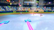 Mario Sonic Olympic Winter Games Gameplay 331