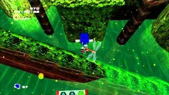 Sonic Adventure 2 (PS3) Green Forest Mission 3 A Rank