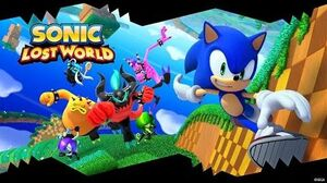 Sonic Lost World PC Launch Trailer