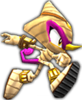 Sonic Rivals 2 - Espio the Chameleon costume 2