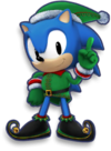 Dash Elf Classic Sonic