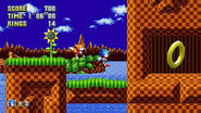 Giant Ring - Sonic Mania