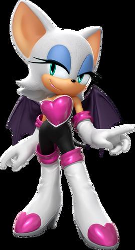 Rouge the Bat | Sonic News Network | FANDOM powered by Wikia Руж И Соник