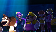 Mario Sonic Olympic Winter Games Festival Mode Ending 03