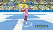 Mario Sonic Olympic Winter Games Gameplay 084