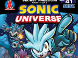 Archie Sonic Universe Issue 41