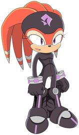 Shade Sonic X Model by AdoubleA