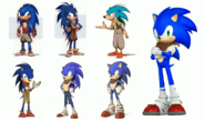 Sonic-Toon-Character-Sketches