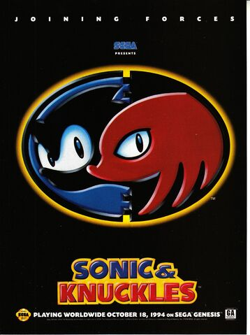 File:Sonic & Knuckles Ad.jpg