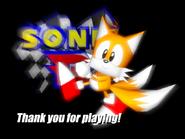 Sonic R ending 2