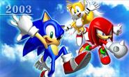 Sonic history 13