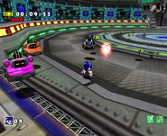 Sonic in Twinkle Park 2