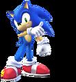 Sonic pose 74