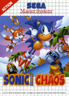 Sonic the Hedgehog Chaos Coverart